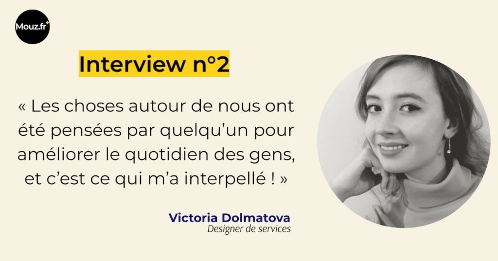 Victoria designer interview n°2