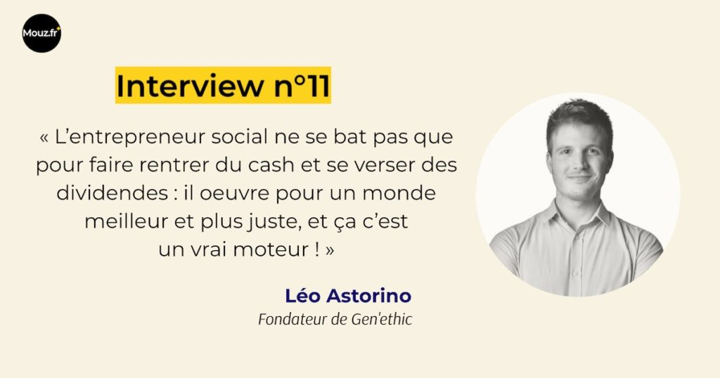 Léo - entrepreneuriat social